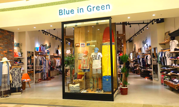 Blue in Green 尼崎店